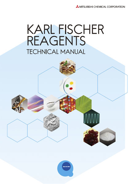 KARL FISCHER REAGENTS TECHNICAL MANUAL COVER